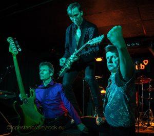 The Fleshtones en Loco Club de Valencia el 9 de enero de 2013