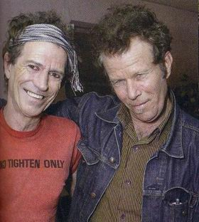 Tom Waits y Keith Richards estrenan la canción Shenandoah Son of Rogue's Gallery Pirate Ballads, Sea Songs and Chanteys