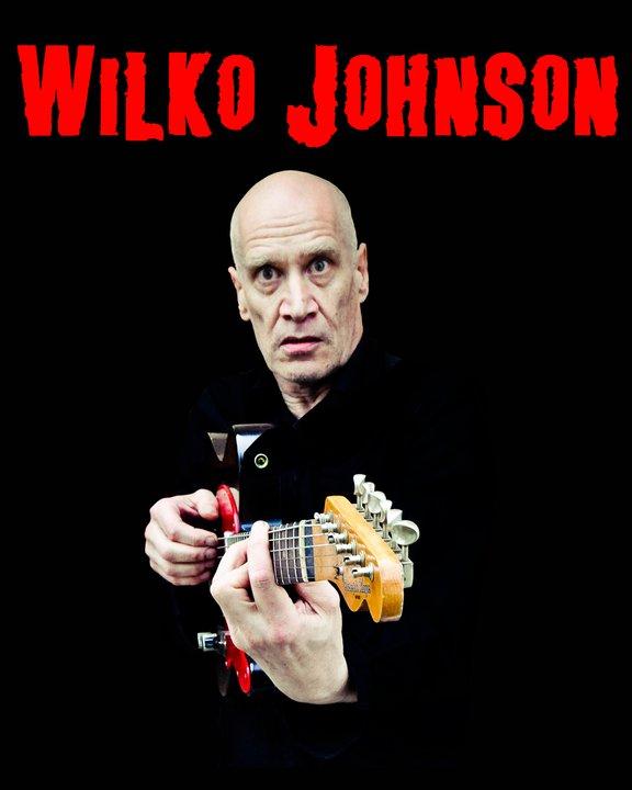 Wilko Johnson en estado terminal 2013 Dr. Feelgood