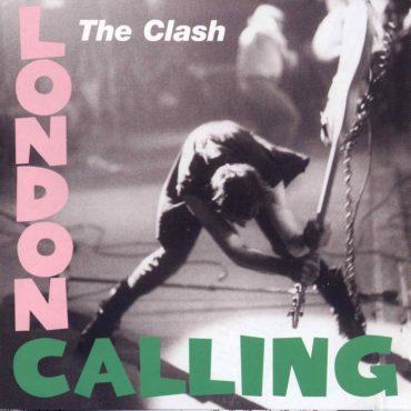 Portada del album London Calling de The Clash