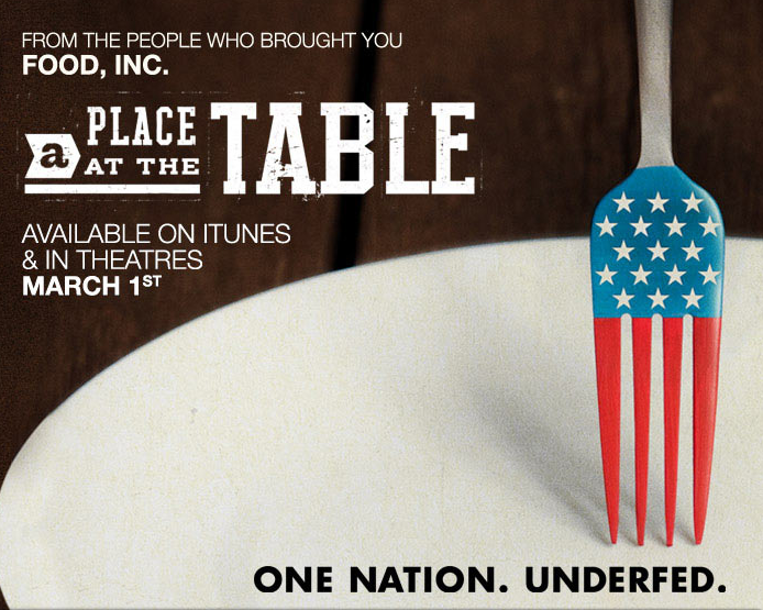 A Place at the Table, film The Civil Wars y T Bone Burnett