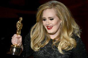 Adele Skyfall Oscar 2013