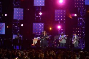 Alabama Shakes en el MusiCares  Bruce Springsteen
