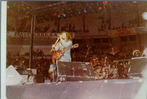 Bob Marley en Barcelona 1980