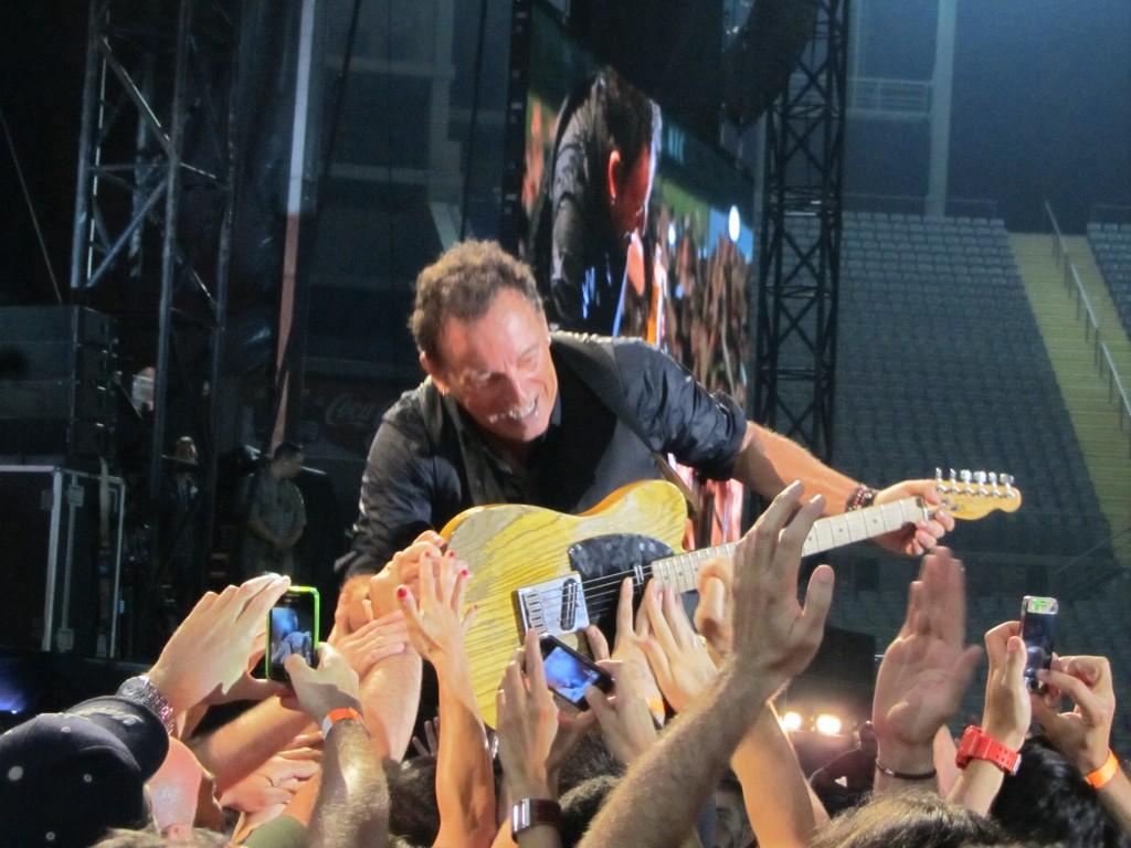 Bruce Springsteen en Gijón