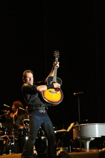 Bruce Springsteen recibe el 2013 MusiCares Person of the Year