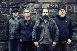 Clutch Earth Rocker World Tour Bilbao 2013