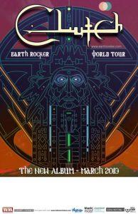 Clutch Earth Rocker nuevo disco 2013