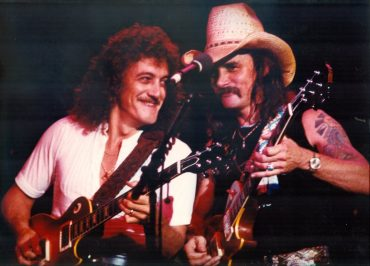 Dangerous Dan Toler y Dickey Betts