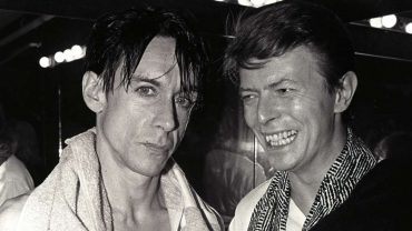 David Bowie e Iggy Pop Lust for Life nueva película