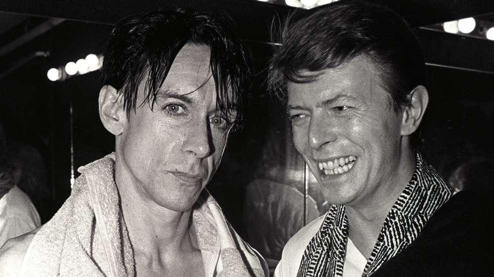 David Bowie e Iggy Pop Lust for Life nueva película