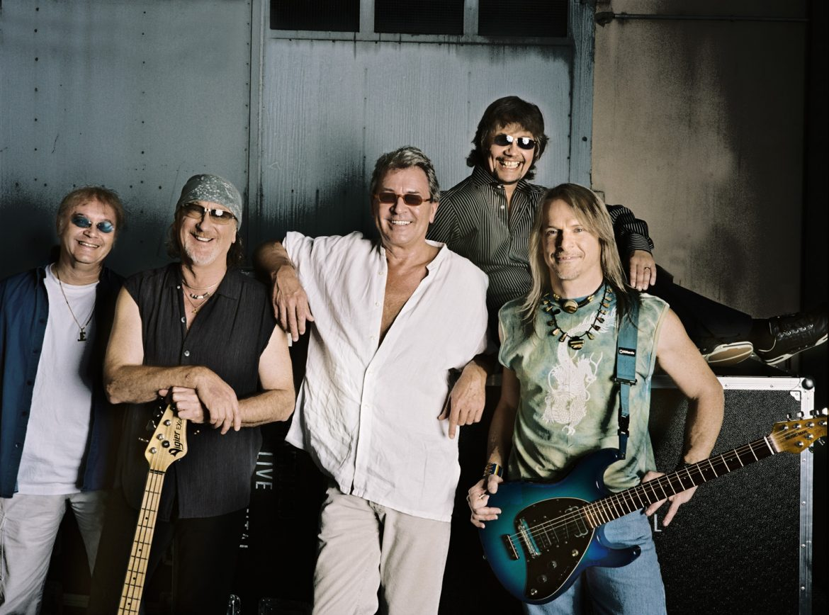 Deep Purple Now What!, nuevo disco y gira mundial
