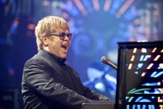 Elton John The Diving Board, nuevo disco
