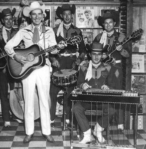 Ernest Tubb 99 años de Honky Tonk y Country