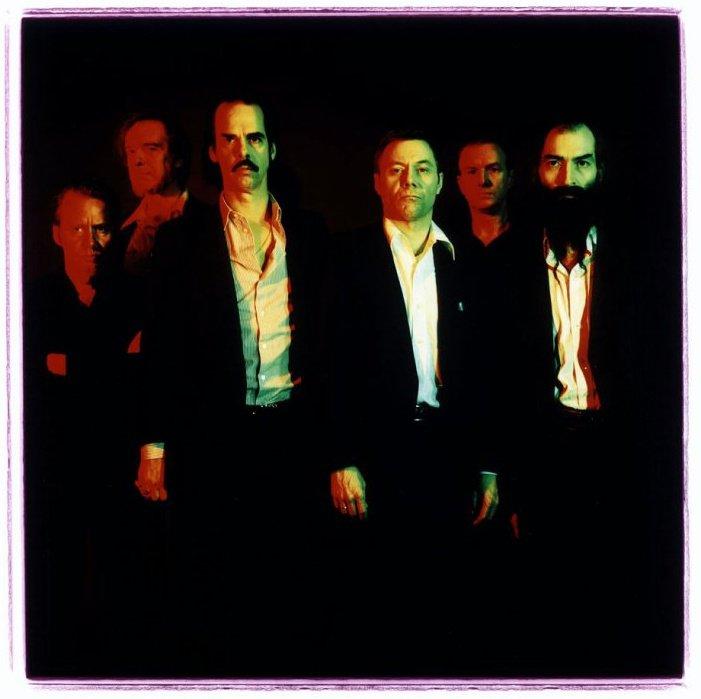 Escucha Push the Sky Away de Nick Cave & The Bad Seeds 2013