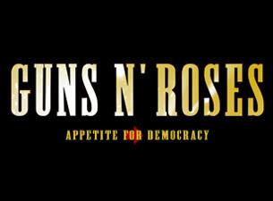 Guns N' Roses nuevo DVD Appetite for Democracy 3D
