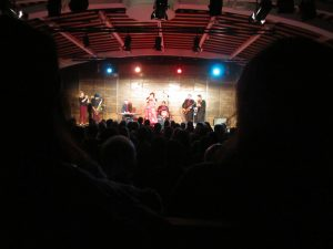 Hannah Williams and The Tastemakers Tenerife Espala tour 2013