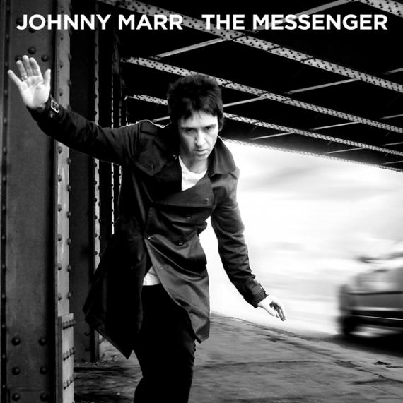 Johnny Marr The Messenger nuevo disco 2013