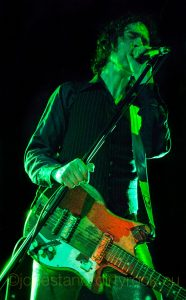 Jon Spencer Meat and Bones en Madrid 2013