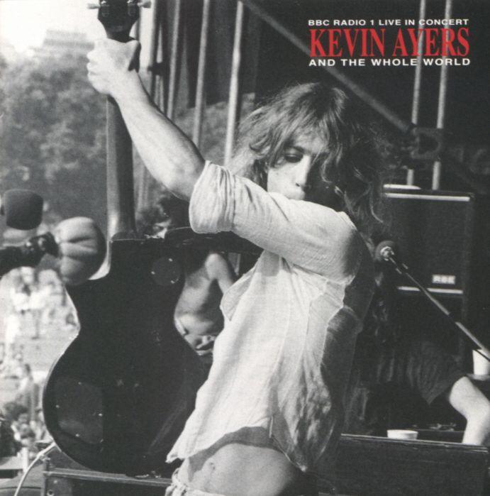 Kevin Ayers, adiós a uno de los pioneros de Rock Psicodélico británico con Soft Machine