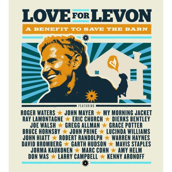 Love for Levon, cd y DVD tributo a Levon Helm 2013