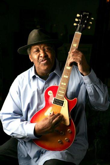 Magic Slim muere a los 75 años de edad, 2013