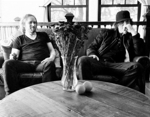 Mark Lanegan y Duke Garwood Black Pudding nuevo disco 2013