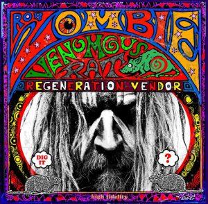 Rob Zombie nuevo film The Lords of Salem y disco Venomous Rat Regeneration Vendor