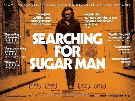 Searching for Sugar Man, documental sobre Rodríguez