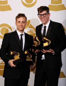 The Black Keys ganadores de los premios Grammy 2013