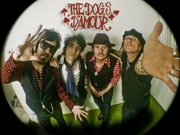 The Dogs D'Amour Flameboy & The Bounders nuevo tema