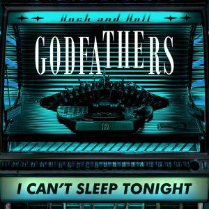 The Godfathers I Can't Sleep Tonight primer single de JukeBox Fury