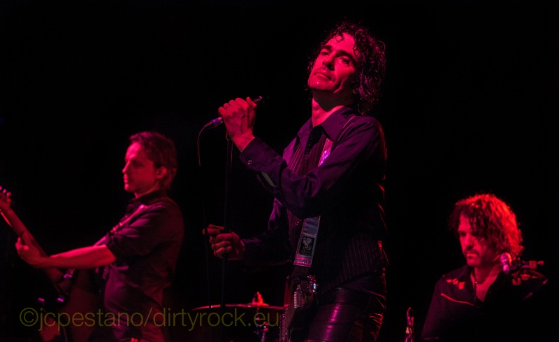 The Jon Spencer Blues Explosion en Madrid