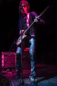 The Jon Spencer Blues Explosion en concierto Madrid 2013