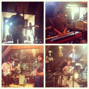 The Ragged Jubilee nuevo disco 2013