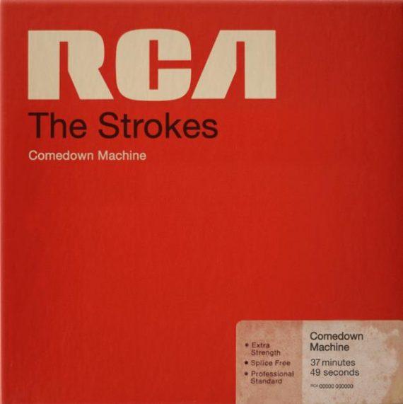 The Strokes Comedown Machine nuevo disco
