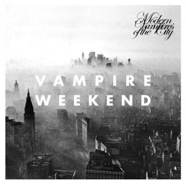 Vampire Weekend Modern Vampires of the City nuevo disco