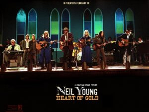 Ben Keith y Neil Young 76 aniversario 2013