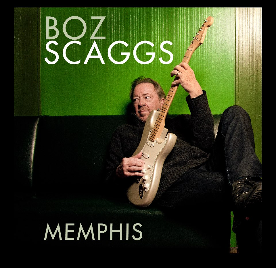 Boz Scaggs Memphis nuevo disco 2013