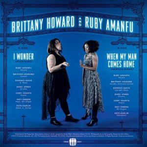 "Brittany Howard & Ruby Amanfu ""I Wonder"", versión de Rodriguez para Jack White"