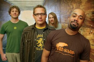 Darius Rucker con Hootie & the Blowfish