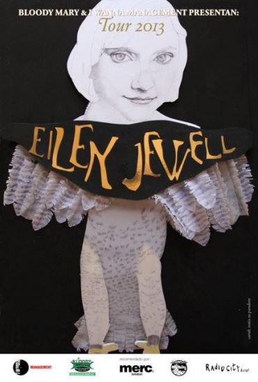 Eilen Jewell gira española 2013