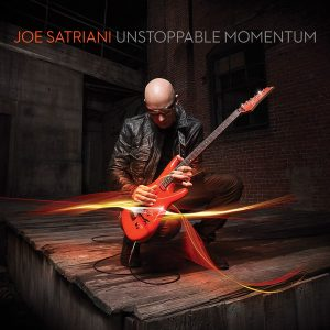 Joe Satriani Unstoppable Momentum, nuevo disco 2013