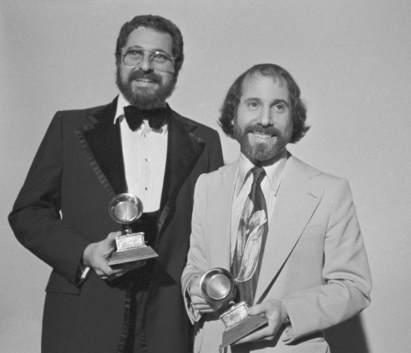 Phil Ramone y Paul Simon