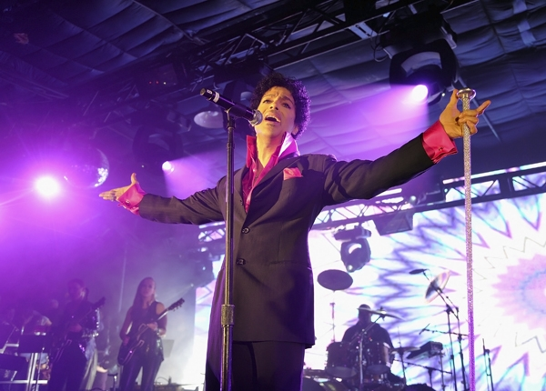 Prince nueva gira mundial y disco 2013