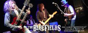 Ramshackle nuevo disco de The Bluefields,  gira española 2013