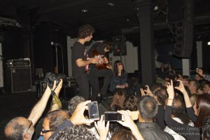 The Last Internationale en The Paper Club de Las Palmas Gran Canaria. Dirty Rock