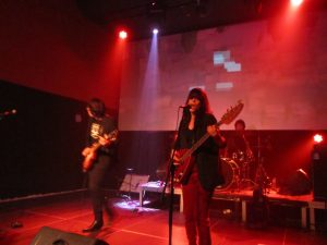 The Last Internationale en La Laguna 2013 New York, I Do Mind Dying