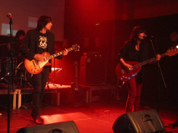 The Last Internationale en Tenerife La Laguna New York, I Do Mind Dying 2013