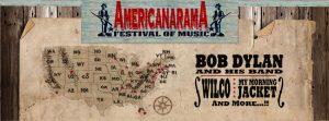 Americanarama con Bob Dylan, Wilco y My Morning Jacket